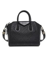 New $2990 Givenchy Small 4G Quilted Antigona Leather Bag - $2,154.04