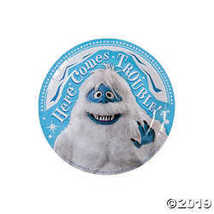 Rudolph the Red-Nosed Reindeer Bumble Paper Dessert Plates - $2.61