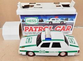 1993 in Original Box H-93 Hess Patrol Car