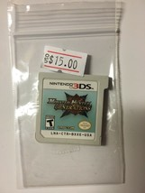 Monster Hunter 4 Ultimate (Nintendo 3DS, 2015) - $14.85