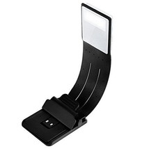 Book Light Hsctek Reading Light Double as BookMark with USB Rechargeable... - $14.21
