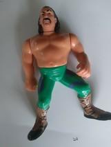 1991 WWF  Jake The Snake wrestler action figures Titan Hasbro - $10.00