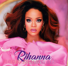 RIHANNA GREATEST HITS 2 CD SET IN DIGIPAK RiRi Jay Z Drake Eminem Guetta... - $8.99