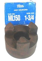 NIB MARTIN ML150 1-3/4 JAW COUPLING ML15013/4, ML15034