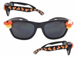 Women's Disney Halloween Hand Painted Candy Corn Sunglasses w/ Mickey an... - £18.86 GBP