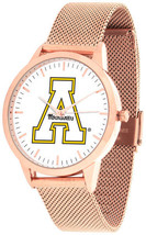 Appalachian State Mountaineers Women Mesh Statement Rose Pink Watch  - $94.95