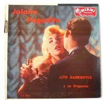 Lito Barrientos Y Su Orquesta ‎Jalaito Pegadito Vinyl LP Record Tropical... - £37.23 GBP