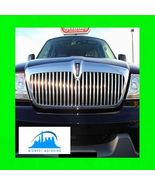 2003-2006 LINCOLN AVIATOR CHROME TRIM FOR GRILL GRILLE W/5YR WARRANTY - $32.97