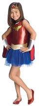Wonder Woman Tutu Costume by Rubies™ - $34.99