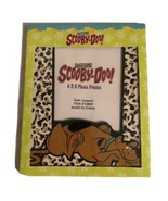 Scooby Doo 4x6 Inch Photo Picture Frame. Leopard. New. Blockbuster. Cart... - $19.27