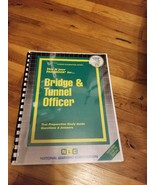 BRIDGE & TUNNEL OFFICER(PASSBOOKS) (CAREER EXAMINATION PASSBOOKS) - $60.00