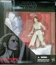 NEW Star Wars Rey Starkiller Base Figurine Black Series - FREE SHIPPING - $16.99
