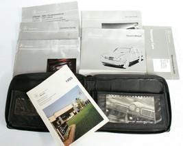 MERCEDES BENZ E CLASS E320 E400 OPERATOR OWNERS MANUAL BOOK AND CASE J8811 - $97.99