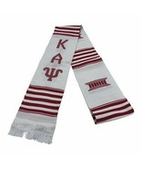 Kappa Alpha Psi - Kente Stole(White) - £28.97 GBP