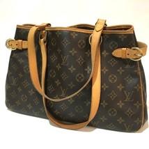 AUTHENTIC LOUIS VUITTON Monogram Batignolles Horizontal Tote Bag M51154 - $9.779,39 MXN