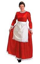 Mrs. Claus Christmas Charmer Costume Xlarge Dress Size 16-18 - $97.95