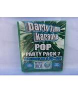Party Tyme Karaoke: Pop Party Pack, Vol. 7 by Karaoke (CD, Oct-2016, 4 D... - $12.82