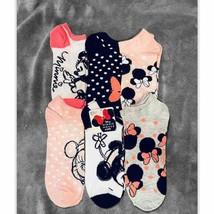 Women's Disney/Minnie (6)pk No Show Socks.  - $14.50
