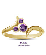 925 Sterling Silver 14k Gold Plated Mickey Mouse Ring For Girls June Ale... - $25.99