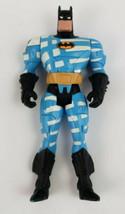 """Vintage Kenner DC Comics Batman Blue White Stripes Suit 5"""" Action Figure... - $6.48"""