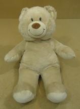 Build-A-Bear Cream Color Bear Stuffed Animal 1004744 * Fabric * - $14.05