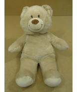 Build-A-Bear Cream Color Bear Stuffed Animal 1004744 * Fabric * - $14.05