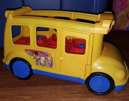 Fisher Price Little People 2013 Yellow School Bus - $7.25
