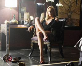 Sharon Stone 16x20 Canvas Giclee Iconic Seated in Chair Basic Instinct II - $69.99