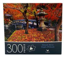 Eikando Shrine Temple d'Eikando ~ Jigsaw Puzzle 300 Pcs New - $4.46