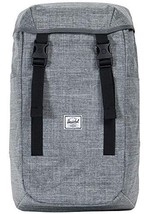 Herschel Iona Backpack, Raven Crosshatch, One Size - $97.32 CAD