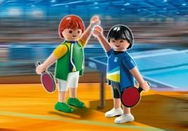 Playmobil Sports 2 Table Tennis Players Set - $7.91