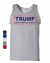 Trump Keep America Great Tank Top 2020 Election Republican POTUS Sleeveless - $10.01+