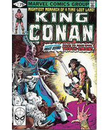 King Conan Comic Book #1 Marvel Comics 1980 FINE+ - $7.38