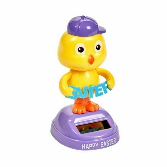 Primary image for Easter Dancing Solar Character Chick w