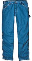 Carpenter Jeans, Stonewash Denim, Relaxed Fit, Men's 40 x 30-In. - $37.61