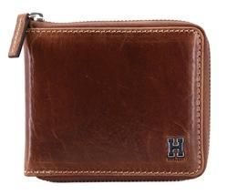 Tommy Hilfiger Men's Leather Zip Around Wallet Passcase Billfold Rfid 31TL130047 image 14
