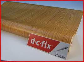DC Fix Self Adhesive Country Pine Wood Contact Paper Vinyl 35.4'' x 118'' 5315 - $70.75