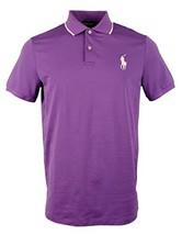 Polo Ralph Lauren Men's Performance Golf Mesh Polo Shirt-TP-L - $59.37
