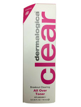 Dermalogica Breakout Clearing All Over Toner 4 OZ - $17.87