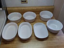French white corningware sidekick - $24.65
