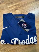 "Los Angeles Dodgers CITY CONNECT Jersey ""Los Dodgers"" Size L  Nike - $199.00"