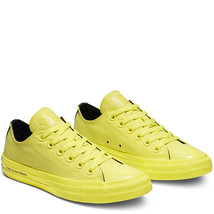 Womens Converse X OPI CTAS Ox Canvas 165660C Zinc Yellow Multi Sizes NWB Unisex - $47.98