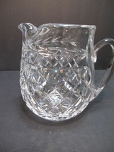 Signed Waterford crystal pitcher - $73.87