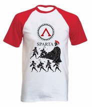 Spartans Sparta 24 - New Cotton Baseball Tshirt All Sizes - $26.49