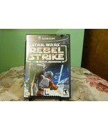 Star Wars: Rebel Strike-Rogue Squadron III (Nintendo GameCube, 2003) NM ... - $21.77