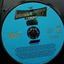 WWE SmackDown vs. Raw 2008 - Nintendo Wii Generic Case no cover - $10.88