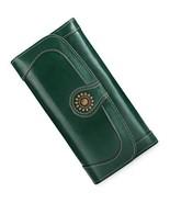 Wallet for Women Vintage Long Purse Clutch Checkbook Handbag Organizer f... - $27.91