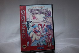 McDonald's Treasure Land Adventure Sega Genesis - $62.88