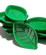 tkpartysupplies4u 12 Palm Leaf Serving Trays Tiki Tropical Luau Beach Po... - $21.78