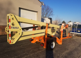 2012 JLG 460SJ BOOM LIFT FOR SALE IN WAUPUN, WI 53963  image 4